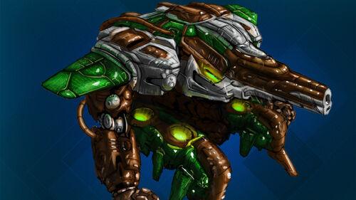 Bionic Dues Artwork 5