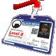Black Mesa Badge 2