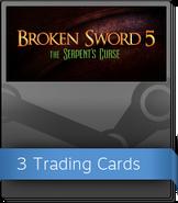 Broken Sword 5 Booster Pack
