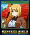 Burokku Girls Card 07