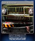 Carmageddon Reincarnation Card 5