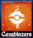 Caveblazers Card 11