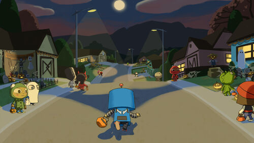 Costume Quest Artwork 7