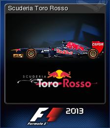 F1 2013 Card 08