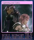 FINAL FANTASY XIII-2 Card 5