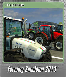 Farming Simulator 2013 Foil 1