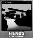 Fiends of Imprisonment Foil 3