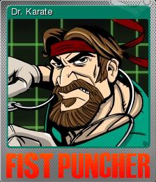 Fist Puncher Foil 5