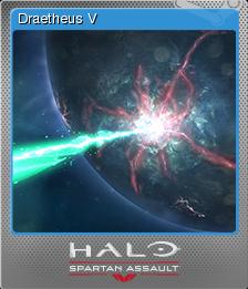 Halo Spartan Assault Foil 2