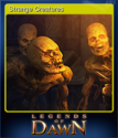 Legends of Dawn Card 1