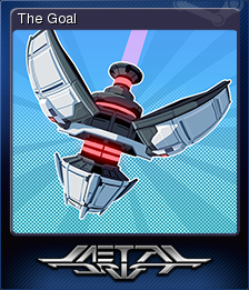 Metal Drift Card 4