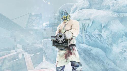 Ravaged Zombie Apocalypse Artwork 2