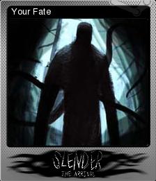 Slender The Arrival Foil 5