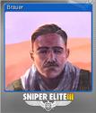 Sniper Elite 3 Foil 1