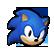 Sonic Forces Emoticon ClassicSonic