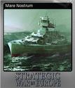 Strategic War in Europe Foil 9
