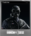 Tom Clancy's Rainbow Six Siege Foil 05