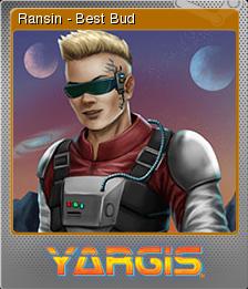 Yargis - Space Melee Foil 3