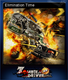 Zombie Driver HD Card 5