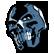 Batman Arkham Origins Blackgate Emoticon Black Mask Emoticon