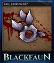 Blackfaun Card 8