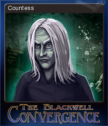 Blackwell Convergence Card 1