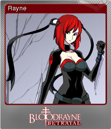 Bloodrayne Betrayal Rayne Steam Trading Cards Wiki Fandom