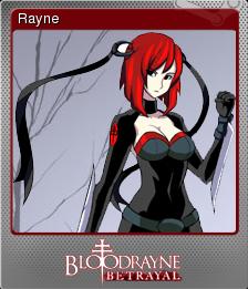 BloodRayne Betrayal Foil 01