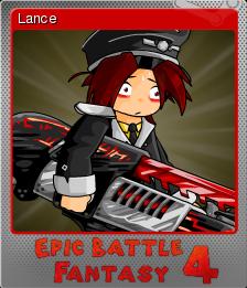 Epic Battle Fantasy 4 Foil 04
