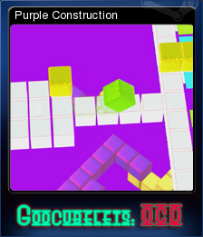GooCubelets OCD Card 2