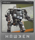HAWKEN Foil 7