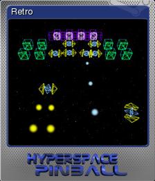 Hyperspace Pinball Foil 3