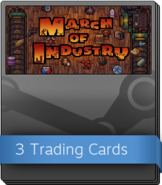 March of Industry Booster Pack