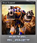 Metal Planet Foil 5