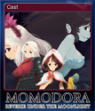 Momodora Reverie Under the Moonlight Card 1
