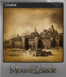 Mount & Blade Foil 9