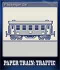 Paper Train Traffic Card 2