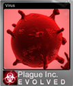 Plague Inc Evolved Foil 2