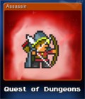 Quest of Dungeons Card 3
