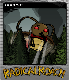 RADical ROACH Deluxe Edition Foil 09