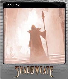 Shadowgate Foil 3