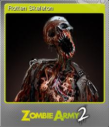 Sniper Elite Nazi Zombie Army 2 Foil 8