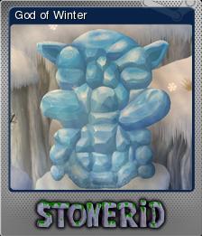 Stonerid Foil 6