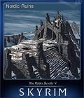 The Elder Scrolls V Skyrim Card 2