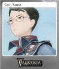 Valkyria Chronicles Foil 7