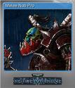 Warhammer 40,000 Space Marine Foil 14