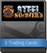 Z Steel Soldiers Booster Pack