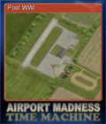 Airport Madness Time Machine Card 6