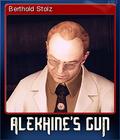 Alekhine's Gun Card 2