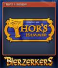 Bierzerkers Card 5